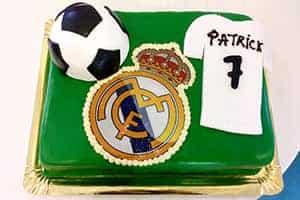 tort personalizat ribana eve fotbal